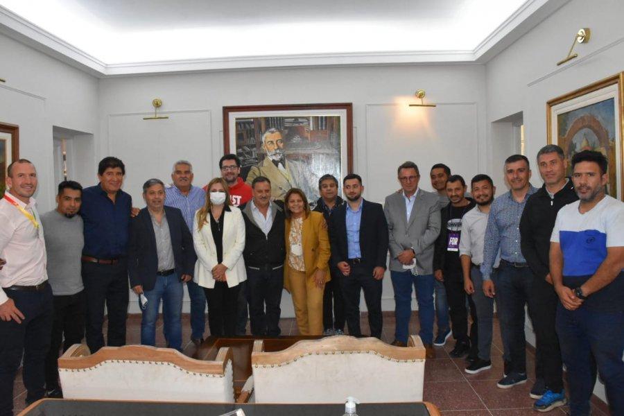 En La Rioja se creó la Comisión de Deportes del Norte Grande