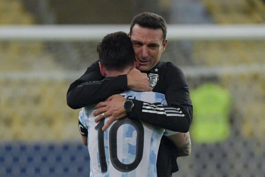 Messi y Scaloni, la parábola de los Lioneles rosarinos