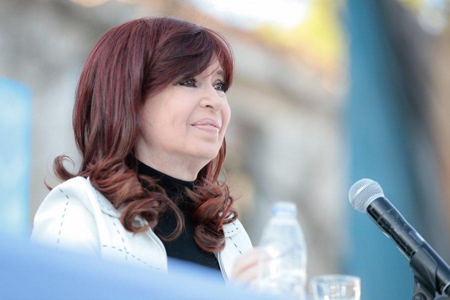 """Cristina Fernández: """"El peronismo está más vigente que nunca"""""""