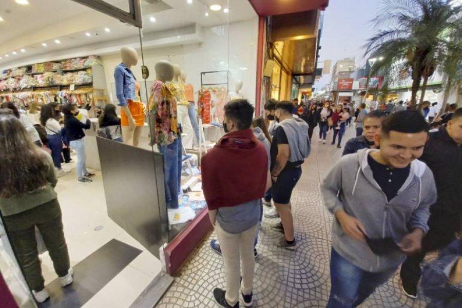 Día de la Madre con un boom de ventas en Corrientes