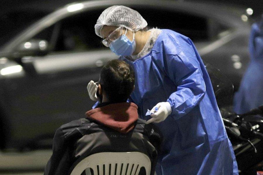 400 casos nuevos y 3 muertes por coronavirus en Argentina