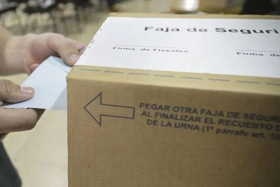 Elecciones municipales: Un candidato se bajó horas antes de un debate pautado