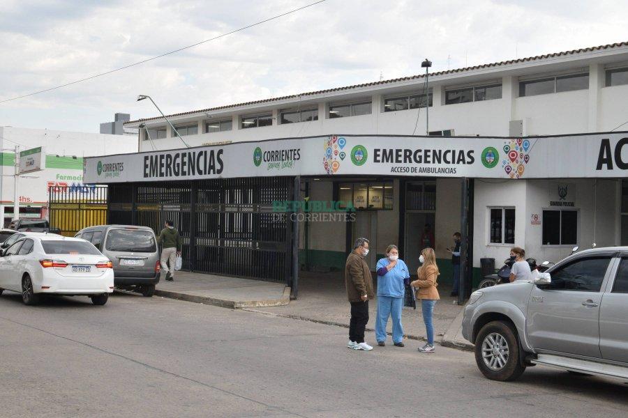 La terapia del Escuela está colmada de heridos en siniestros viales