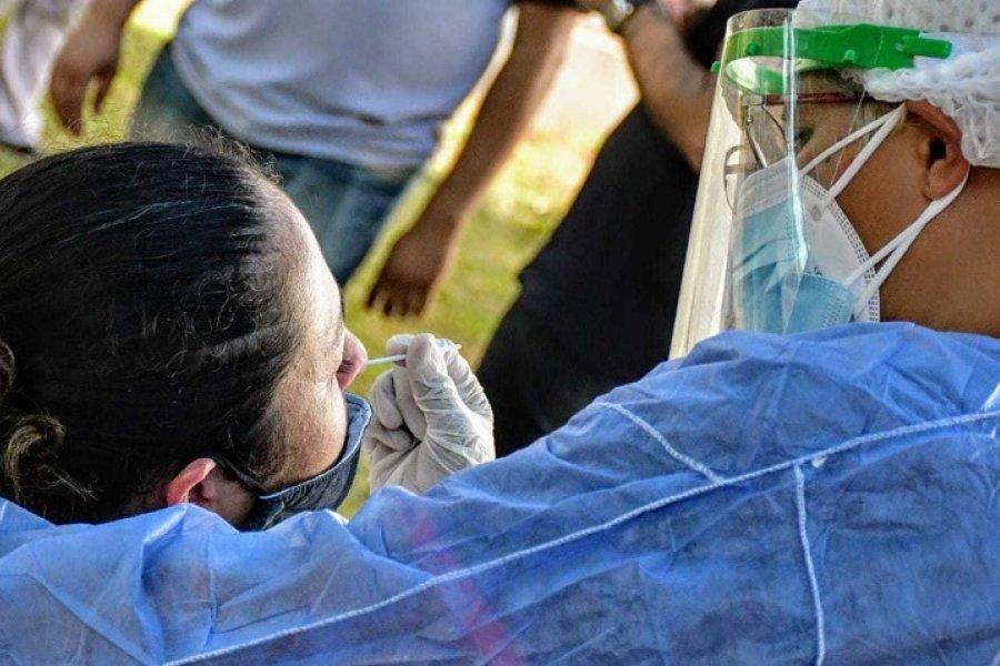Coronavirus en Chaco: La tasa de positividad alcanza el valor mínimo desde el inicio de la pandemia