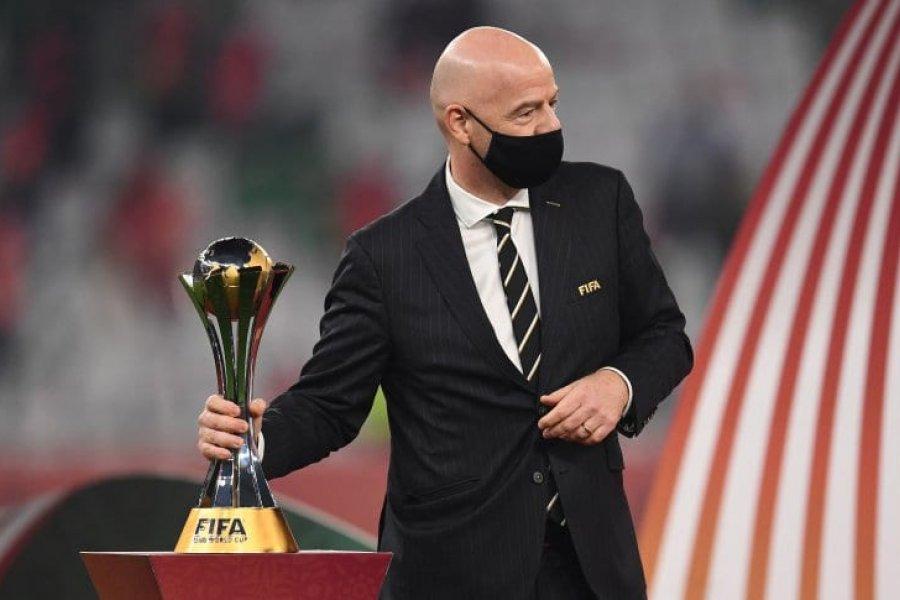 La interesante propuesta de Gianni Infantino para el Mundial de Clubes