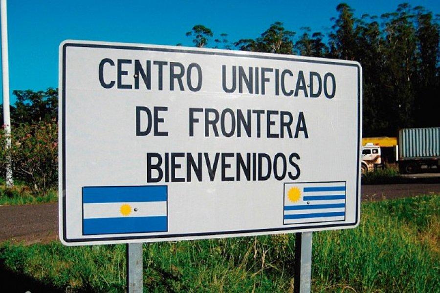 Se habilitarán las fronteras terrestres con Uruguay