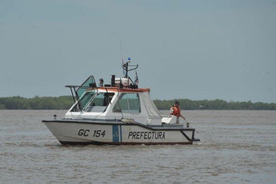 Empedrado: Buscan a un pescador que desapareció en el río Paraná