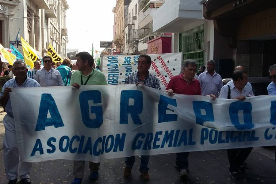 Convocatoria de AGREPOL, para el 22 de octubre en la Plazoleta Belgrano