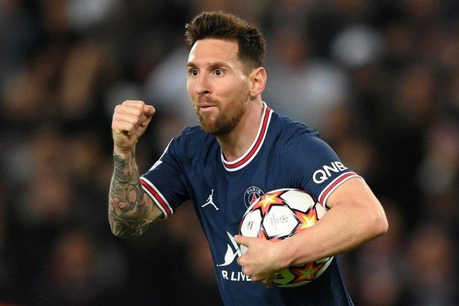 Messi rescató al PSG: doblete para la victoria ante Leipzig