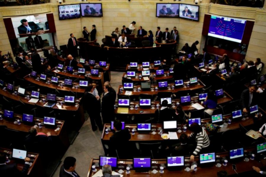 Senado aprobó Presupuesto General de la Nación