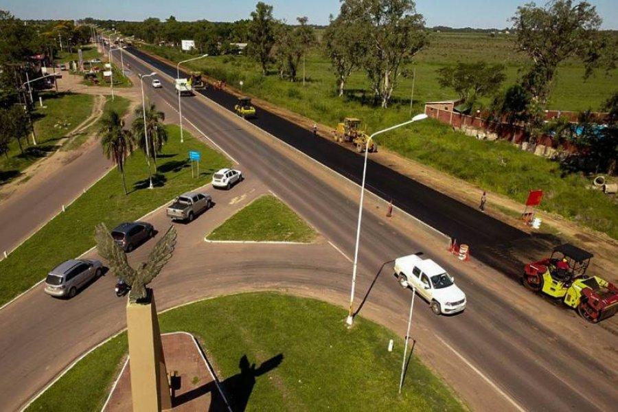 Autovía Corrientes: Informan sobre desvío y clausura en Ruta 12 y Centenario
