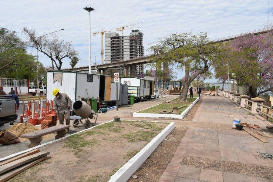 La remodelación en la Costanera Norte finalizaría en ocho meses