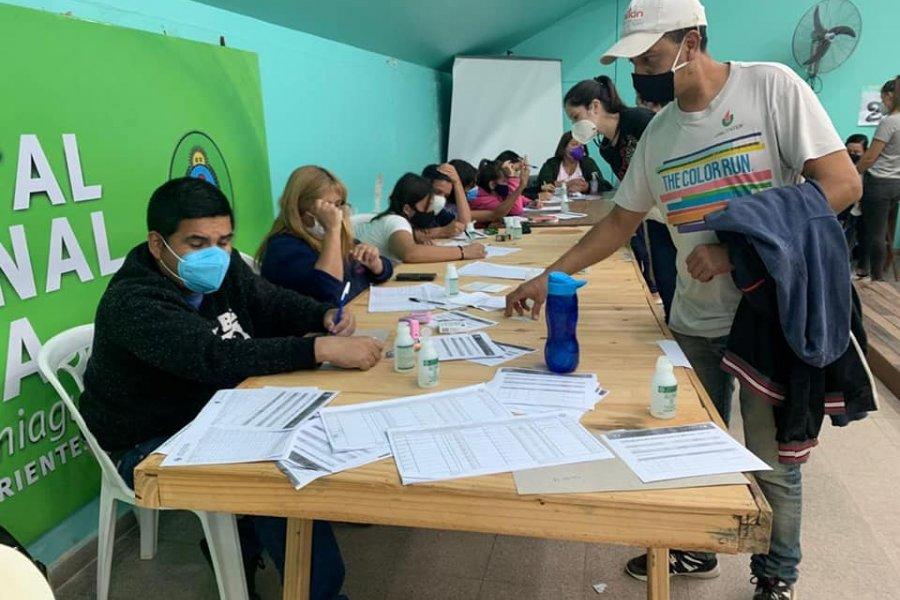 Corrientes: Otorgan más turnos para vacunación anticovid