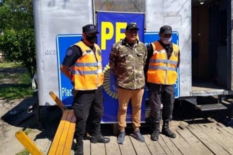 Cayó en Corrientes un hombre que poseía pedido de captura en Formosa