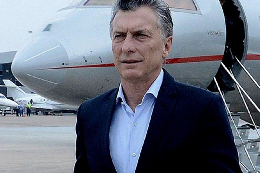 Macri no se presentó a su indagatoria y la querella pide su detención