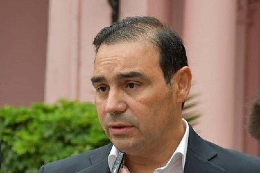 El Gobernador viajó a Ituzaingó por el fallecimiento de su tío