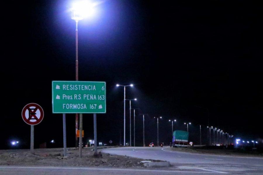 Autovía Ruta Nacional Nº11: Quedó habilitado un nuevo tramo