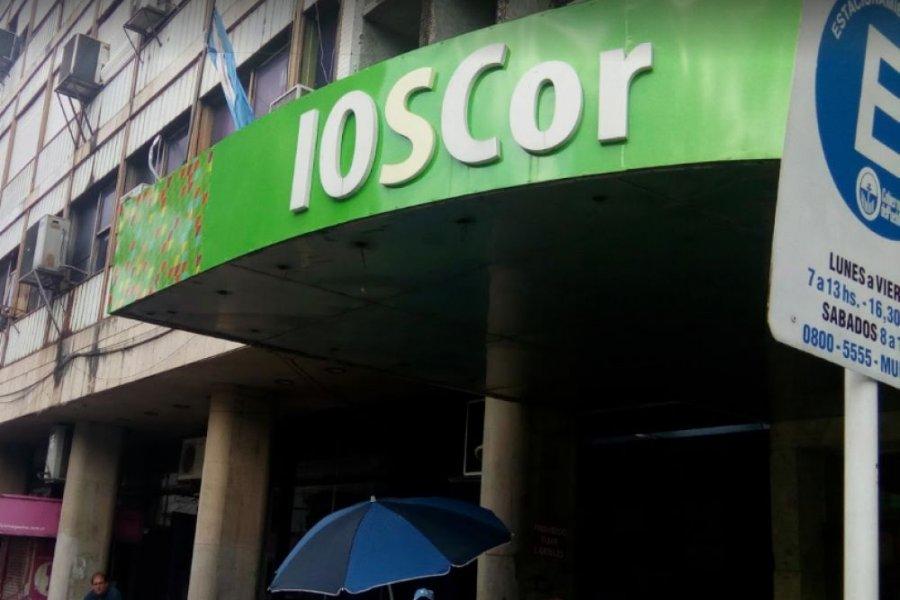 IOSCOR suma nuevo reclamo: Diálisis en peligro de ser suspendidas