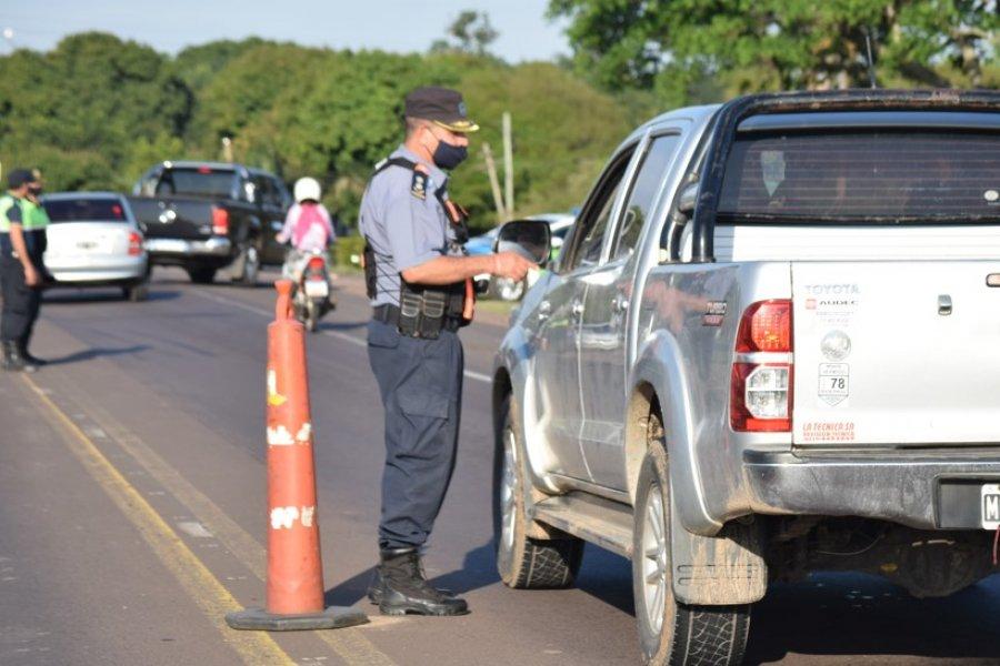 Corrientes: Llevan adelante el tercer Operativo Interfuerzas del NEA