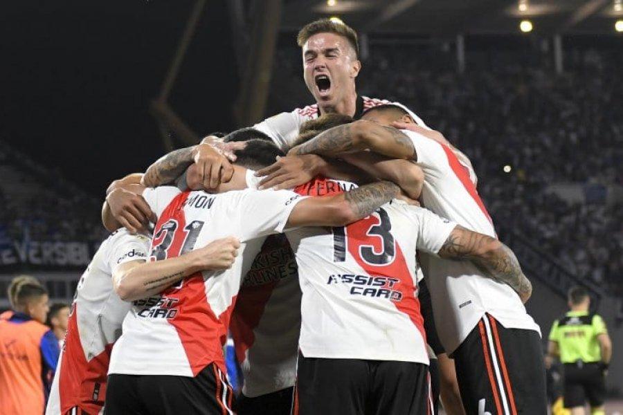 River le ganó a Talleres la final anticipada y sueña con la Liga Profesional