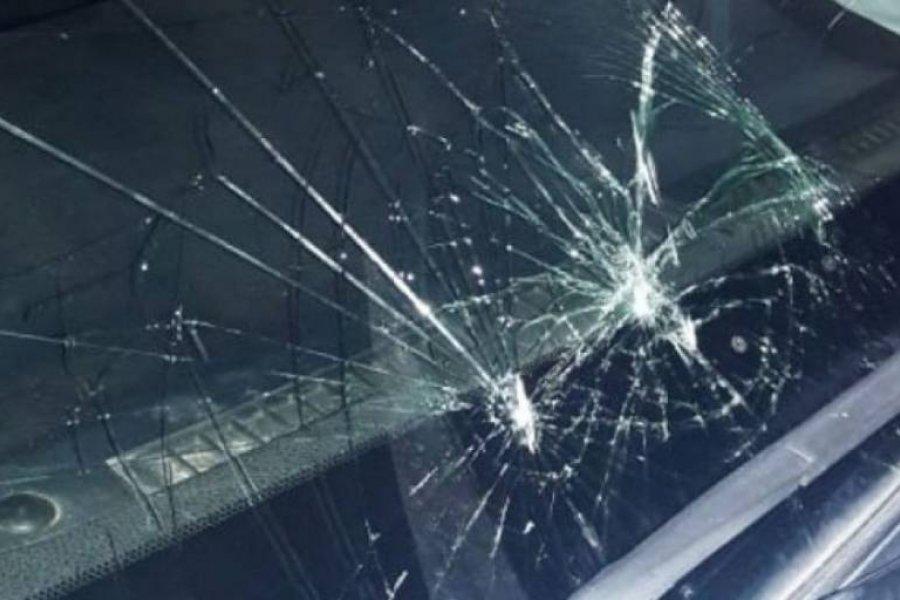 Policías heridos al ser atacados por vecinos del barrio Trujillo