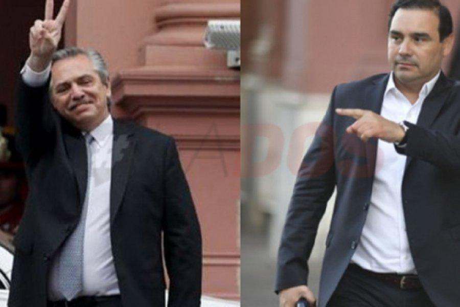 Valdés con todo por Alberto Fernández: No se sabe quién gobierna