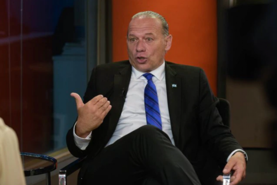 Sergio Berni aseguró que los ataques de los mapuches son terrorismo y pidió la intervención del gobierno nacional