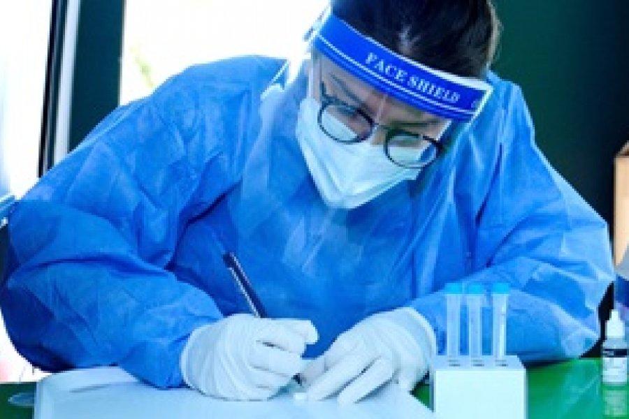 Corrientes: Detectaron 42 contagios nuevos de Covid-19