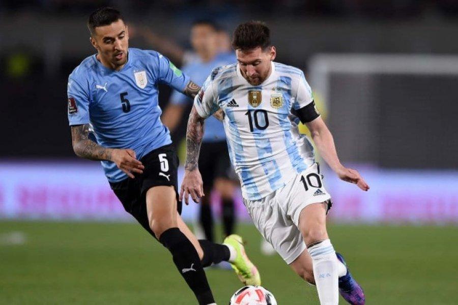 La visita de la Selección Argentina a Uruguay y una polémica por la fecha