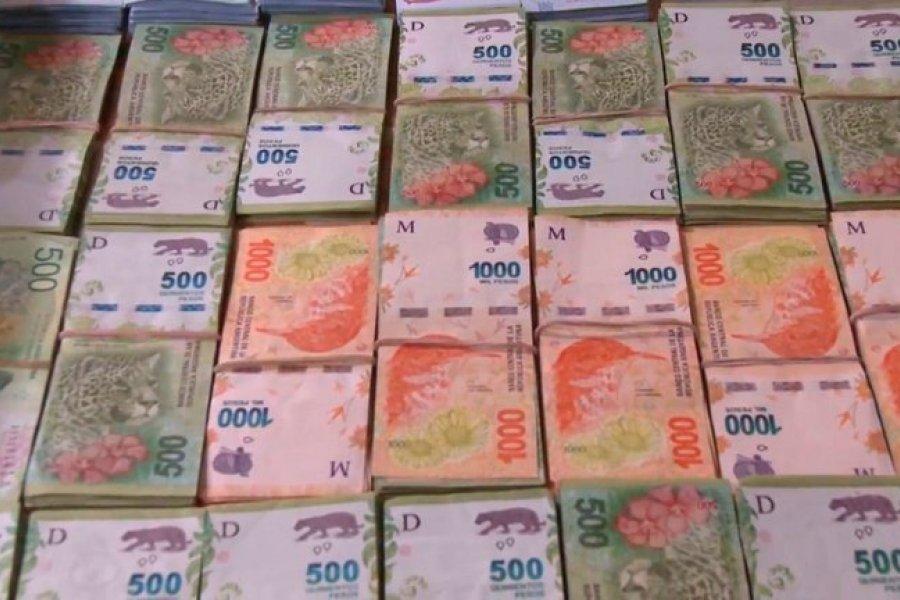 Por primera vez se imprimen más billetes de $1.000 que de $500