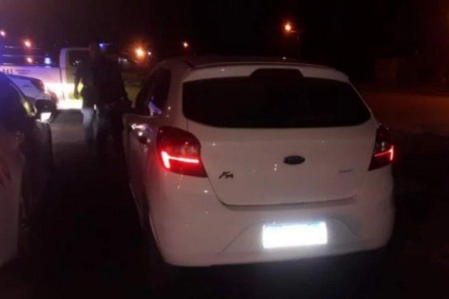Corrientes: escapó en contramano, a 180 kilómetros por hora y alcoholizado