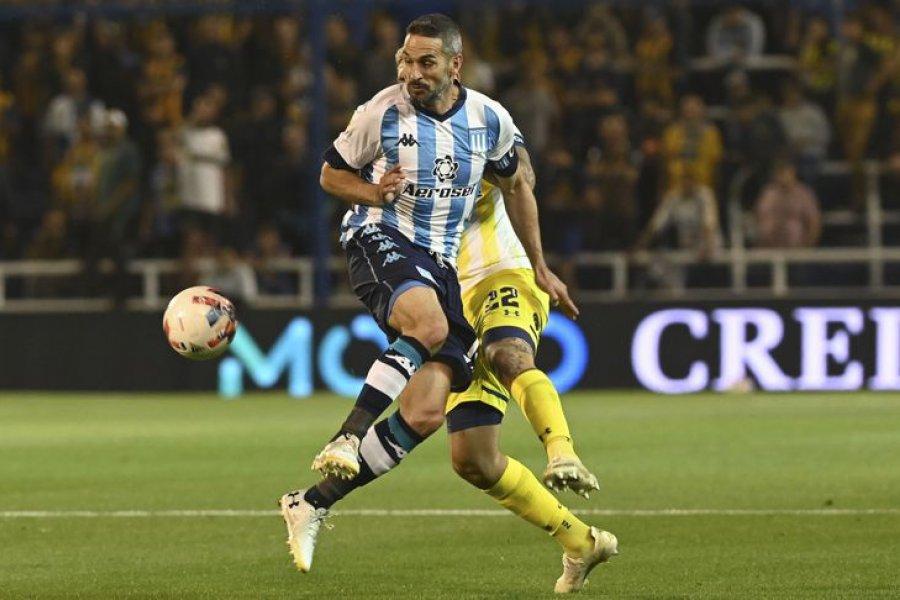 Rosario Central arruinó el debut del Racing de Gago