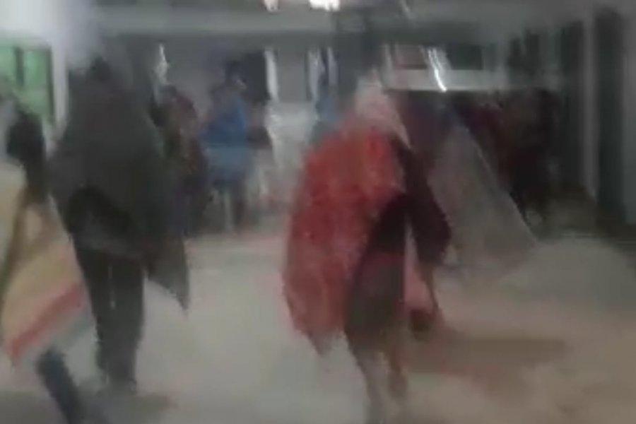 Hubo tensión y heridos en un motín en la nueva Cárcel de Corrientes