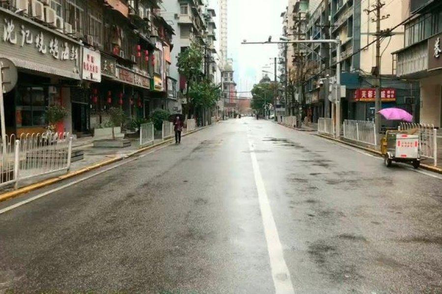 China suspende la maratón de Wuhan por el coronavirus