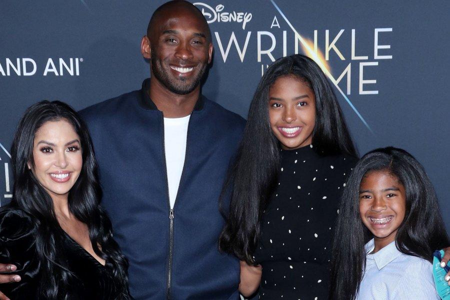 Vanessa Bryant habló por primera vez sobre cómo se enteró del accidente en el que murieron Kobe Bryant y su hija Gianna