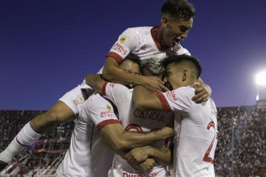 Huracán venció a San Lorenzo y se quedó con el clásico por la Liga Profesional