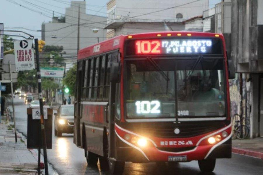 Violencia en el transporte urbano: Analizan medidas de protección a los choferes