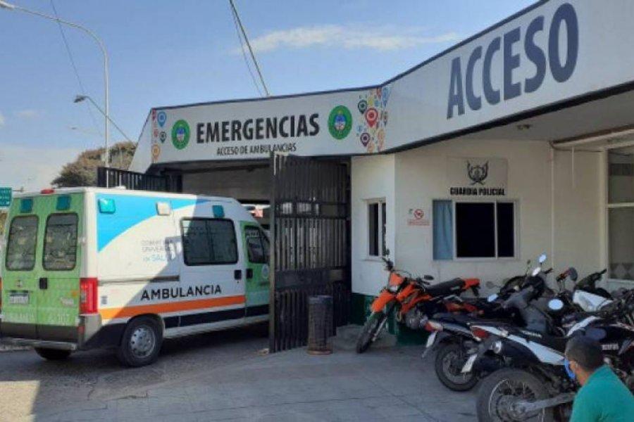 Lo hallaron apuñalado junto a su moto cerca del barrio Doctor Montaña
