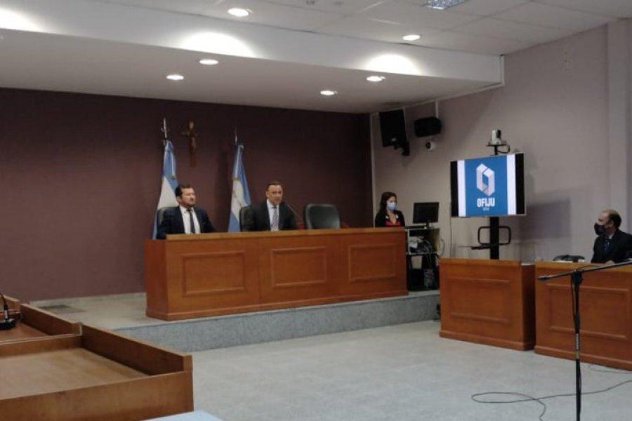 Goya: Condena a prisión efectiva a un hombre por violencia de género