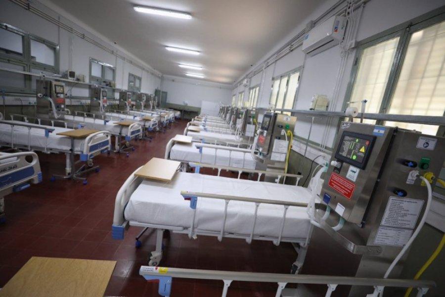 Corrientes: Hay 2 fallecidos más en el Hospital de Campaña