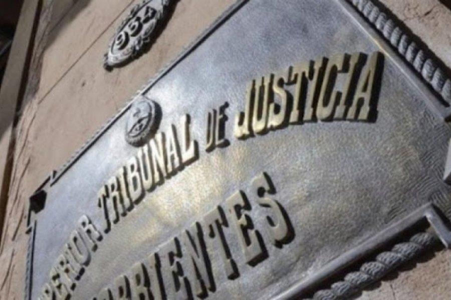 Corrientes: Se conoce la convocatoria para jueces sustitutos