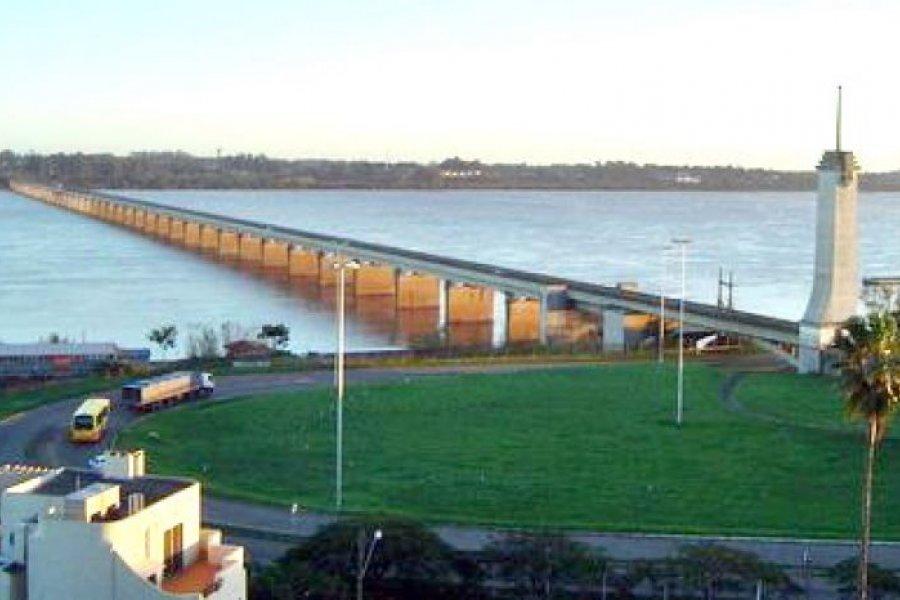 Desde éste miércoles estará habilitado el puente Libres-Uruguayana