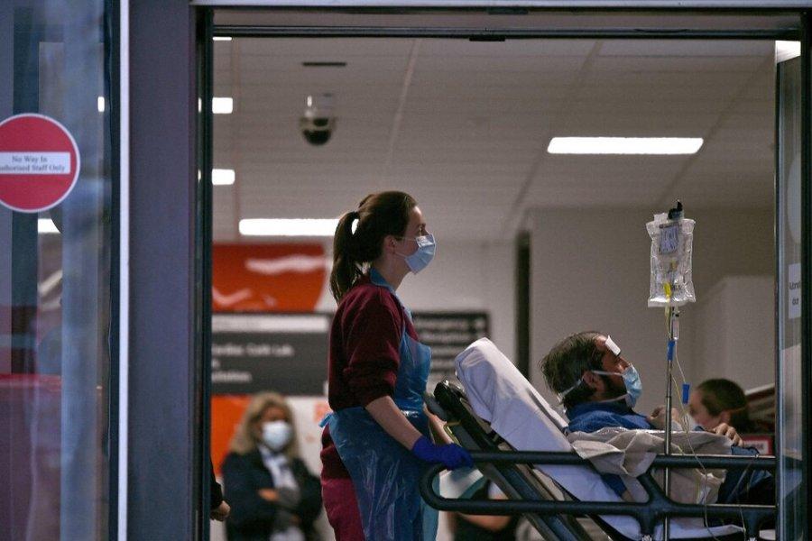 Coronavirus: Reino Unido registra la cifra más alta de muertos desde marzo de 2020