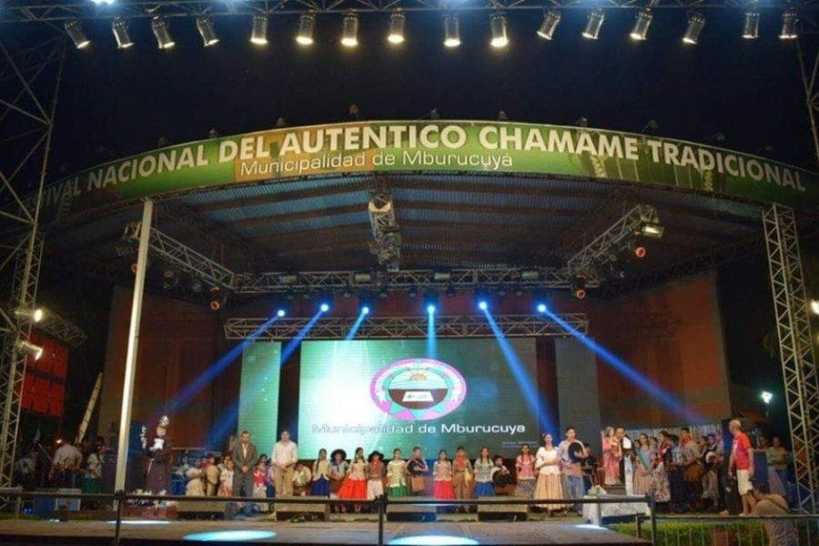 Se conoció la fecha del Festival del Chamamé Tradicional 2022