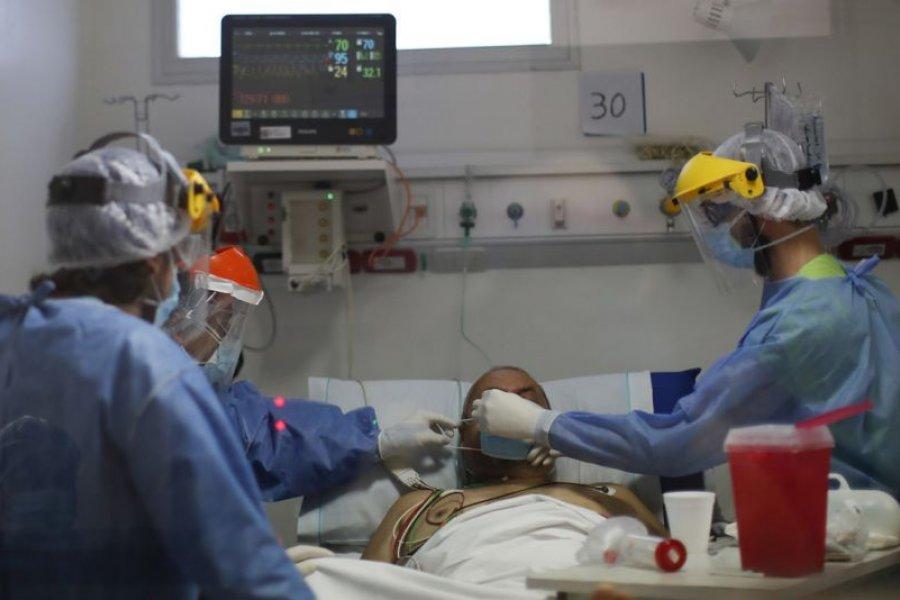 1.485 casos nuevos y 23 muertes por coronavirus en Argentina