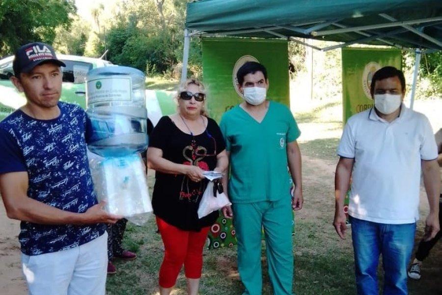 Desarrollo Social realizó Operativo Integral en Loreto