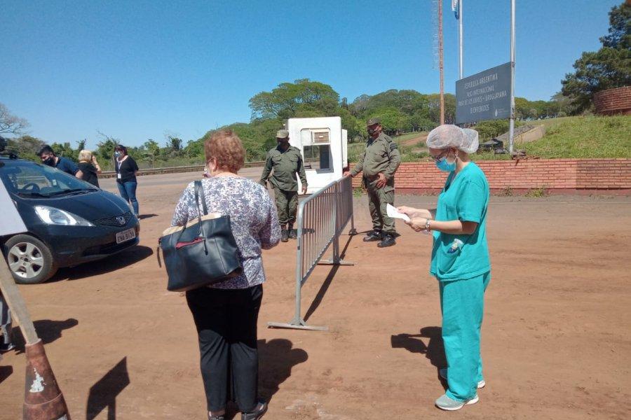 El ministerio de salud garantiza capacidad operativa para los controles en las fronteras