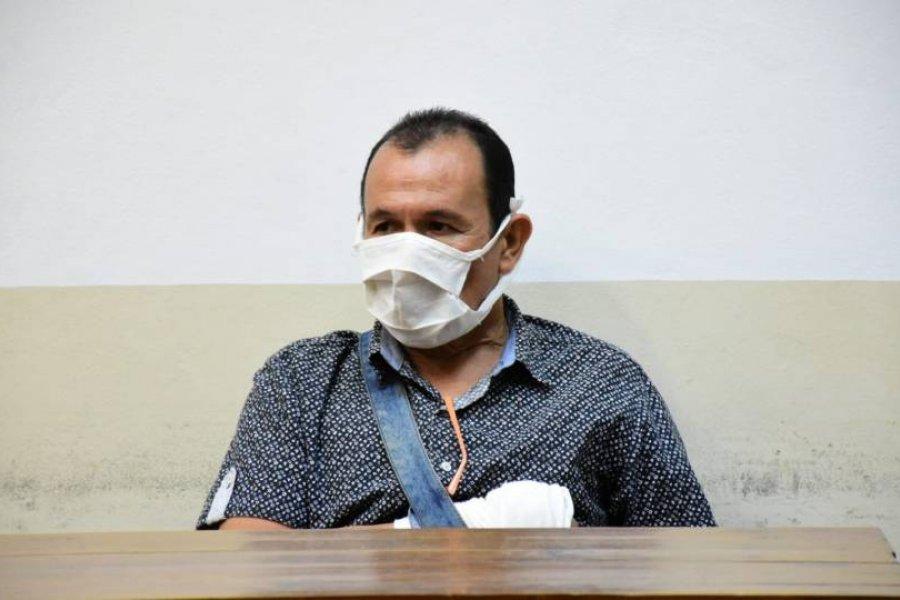Volvió a negarse a declarar el sereno que asesinó a su exmujer en una delegación municipal