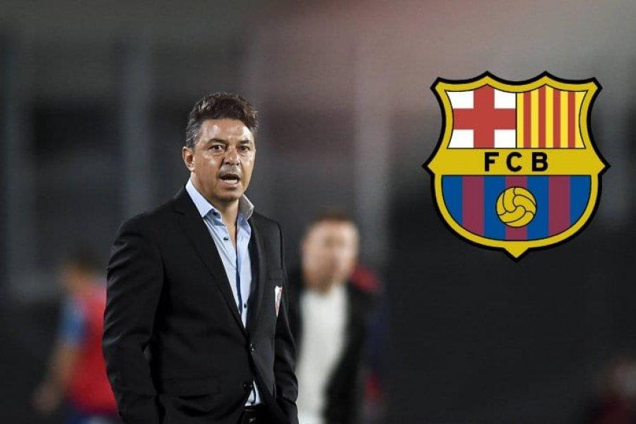 Con Ronald Koeman afuera, Marcelo Gallardo vuelve a sonar en Barcelona
