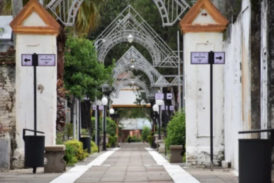 Visitas al cementerio: seguirán solicitando permisos, aunque aumentaron la cantidad